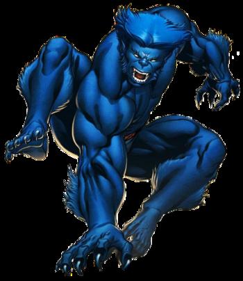 Blue Beast MC TR