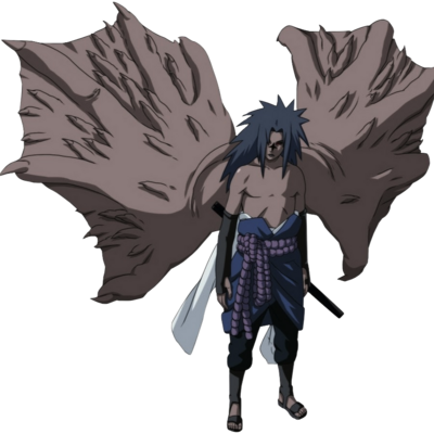 Cursed Seal Sasuke