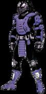 Cyborg Smoke MK3