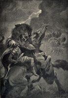 Fenris Wolf (Riordanverse)