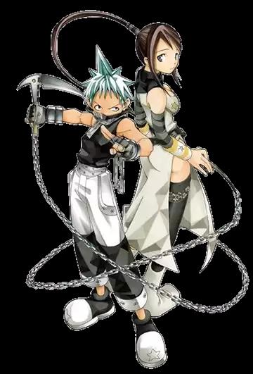 BlackStar & Tsubaki Render By Skodwarde