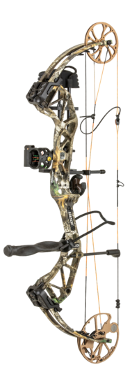 Compound bow render