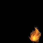 Fire Wyvern Head