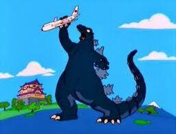 Godzilla (The Simpsons)