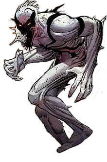 Marvel Comics Anti-Venom (Render)