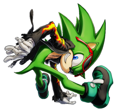 Scourge rendered