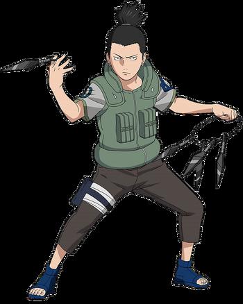 Shikamaru Chunin Part I