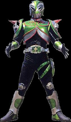 Kamen Rider Verde Render-0