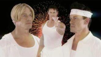 SKYY Vodka John Cena Presents SKYY Blue