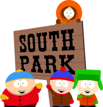South Park Logo (Render)