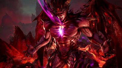 True Devil Kazuya