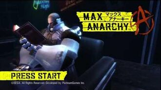 Max Anarchy OST - Days Of Old