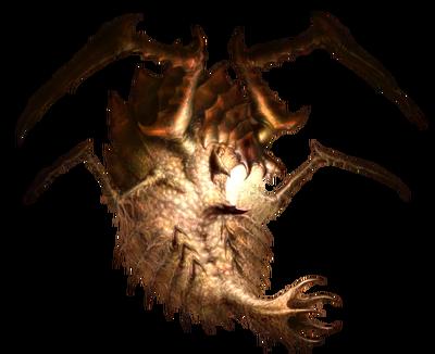 Parasite Queen Render