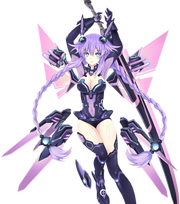 Purple Heart 11 Render 3