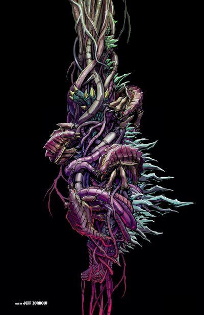 Trilopod Alpha by Jeff Zornow