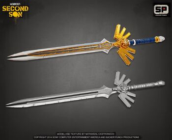 Video angel sword 001