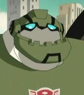 Bulkhead (Transformers Animated)