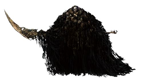 Dark Souls Gravelord Nito (Render)