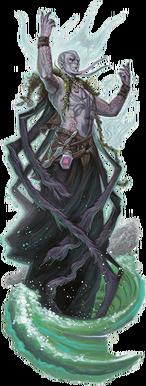 Kraken Priest
