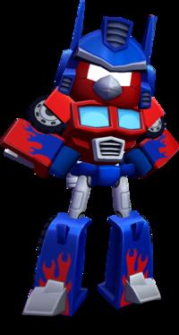 Optimus Prime Bird