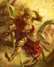 Sun Wukong Art