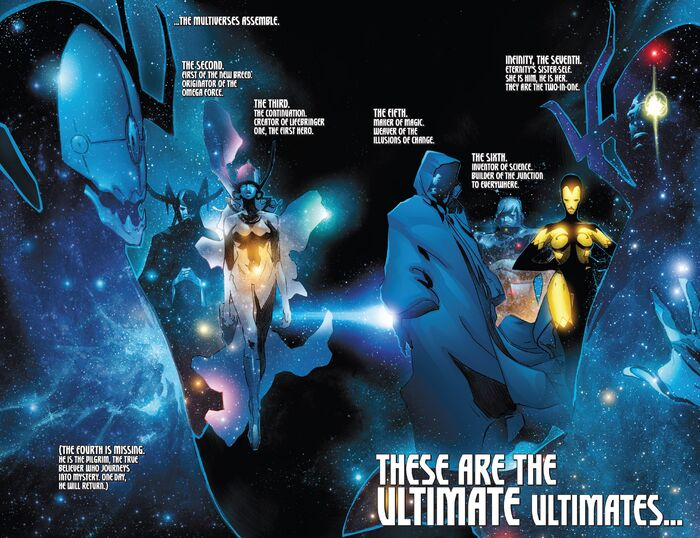 The Ultimate Ultimates | VS Battles Wiki | FANDOM powered by Wikia