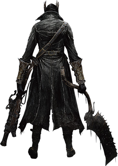 Bloodborne render by rajivcr7-d7m38v3