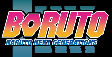 Boruto Logo (Render)