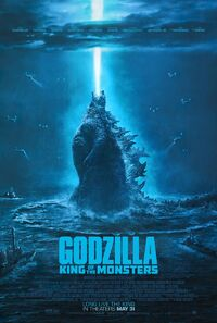 Godzilla King of the Monsters Poster 2