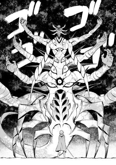 Grimm's true form