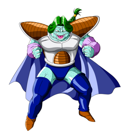 Monster zarbon