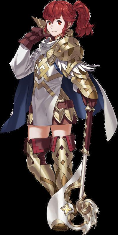 Anna Fire Emblem Heroes
