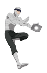 Muu 2nd tsuchikage render by king sniper dj-d5zsfvf
