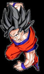 -Render- Son Goku