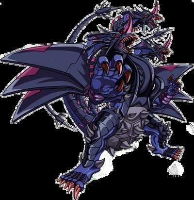 Bakugan - Alpha Hydranoid