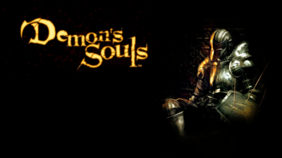 Demon's Souls Logo