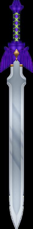 SS Master Sword by blueamnesiac