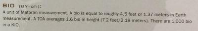 BEU 13 - Height