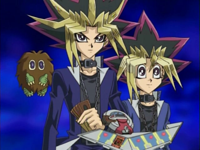 File:Yugi & Atem in GX.jpg