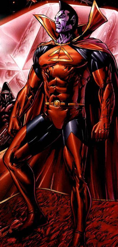 Gladiator Marvel