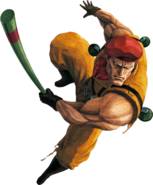 Rolento (Street Fighter)