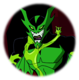Whampire (Ben 10)-Original Sticker