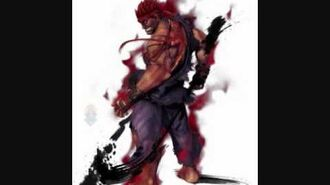 Super Street Fighter IV Arcade Edition OST Theme of Evil Ryu (Better Quality Version)