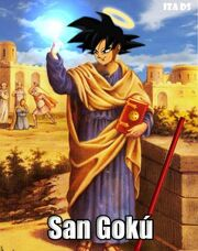 Goku Saint