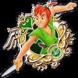 Medal KH Peter Pan