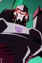 Megatron (Transformers Animated)