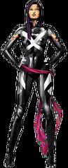 PSYLOCKE Marvel NOW Uncanny X-Force -vol. 2- -1 (2013)