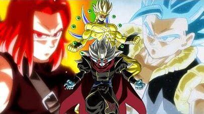 Top 50 Strongest Super Dragon Ball Heroes Universal Conflict Saga Characters ドラゴンボール ヒーローズ Māngā