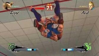 Zangief - Ultimate Atomic Buster
