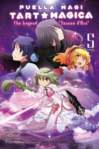 9780316412827 manga-puella-magi-tart-magica-the-legend-of-jeanne-d-arc-volume-5-primary